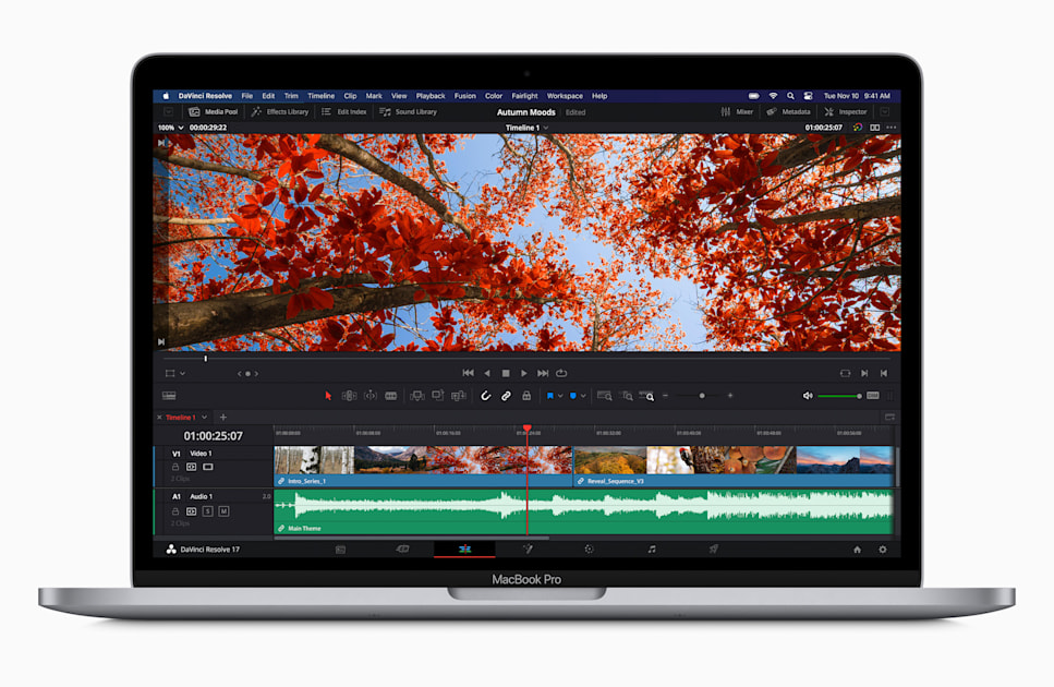 Apple's new M1 MacBook Pro is already $50 off at Amazon – Engadget