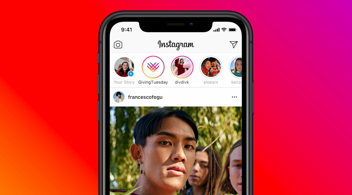 Instagram will highlight users who donate to nonprofits on Giving Tuesday