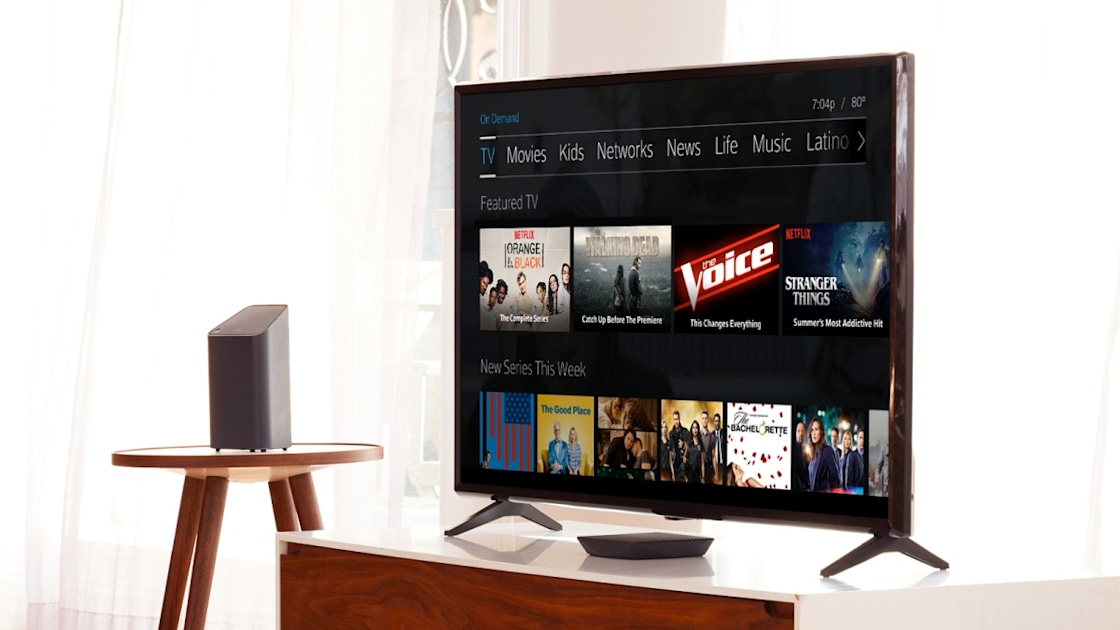 Comcast and Walmart might make smart TVs together