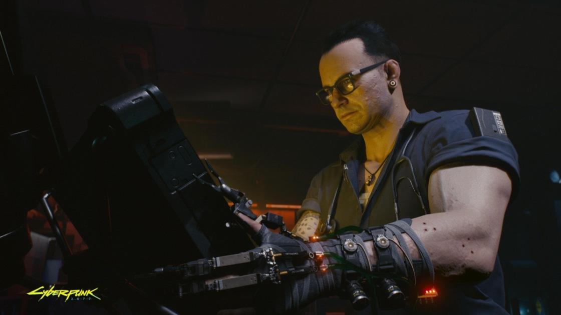 First 'Cyberpunk 2077' update includes a fix for epilepsy triggers