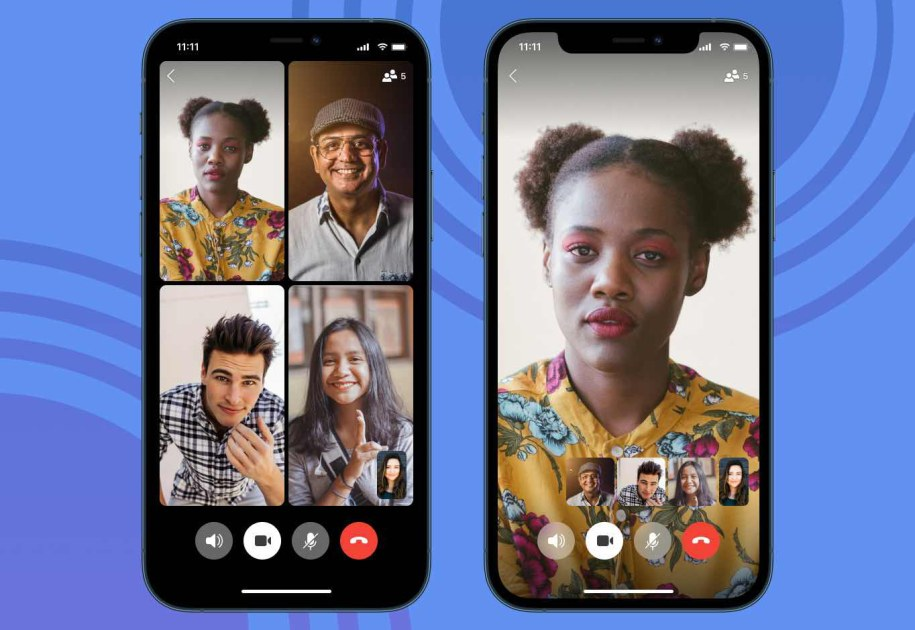 Signal secure messaging app launches encrypted group video calls