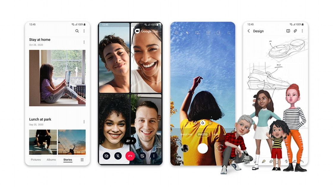 Samsung's Android 11 and One UI 3 rollout begins with the Galaxy S20 – Engadget