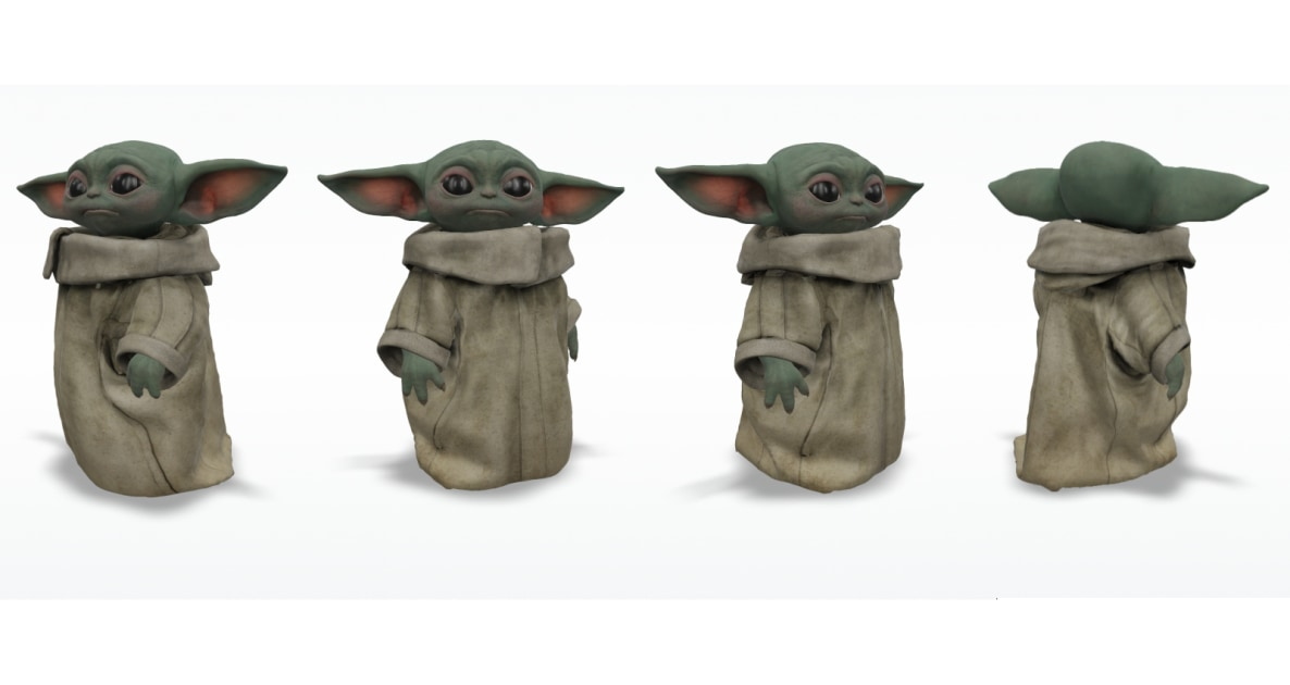 Google adds 'The Mandalorian's' Grogu as a 3D object on Search