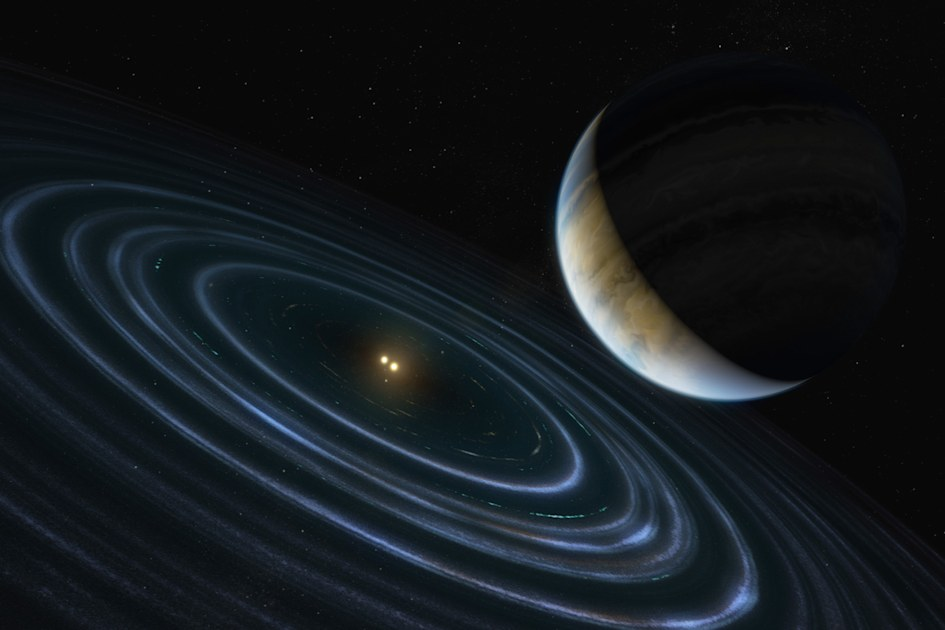 Strange exoplanet discovery makes a case for the elusive 'Planet Nine'