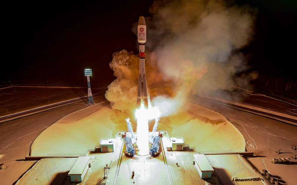 OneWeb secures funding to launch more than 500 internet satellites
