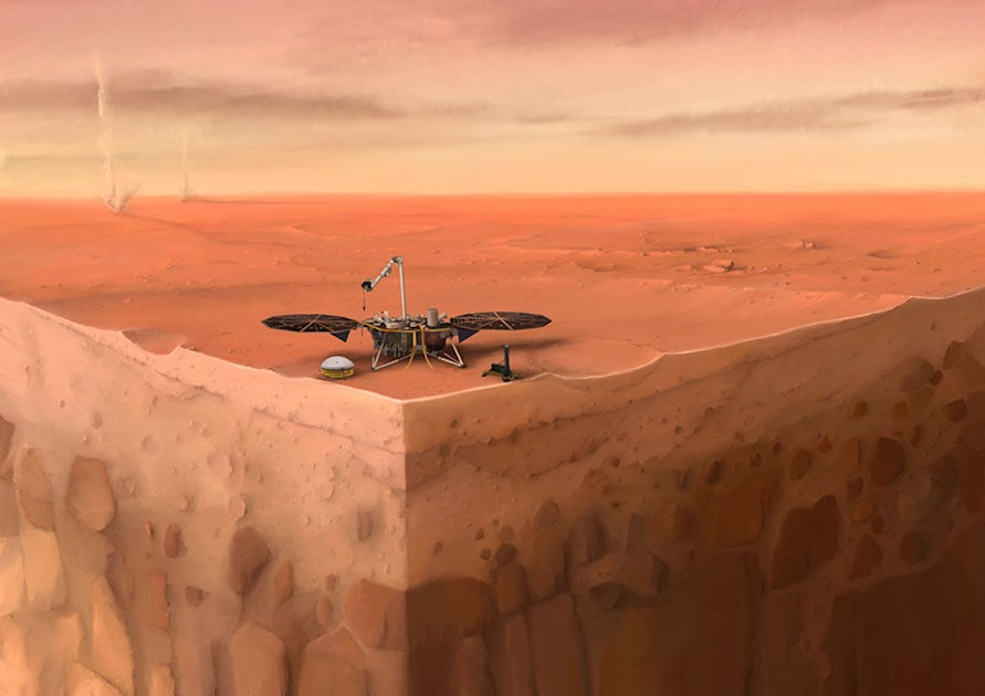 NASA abandons InSight mission to crack the surface of Mars – Engadget