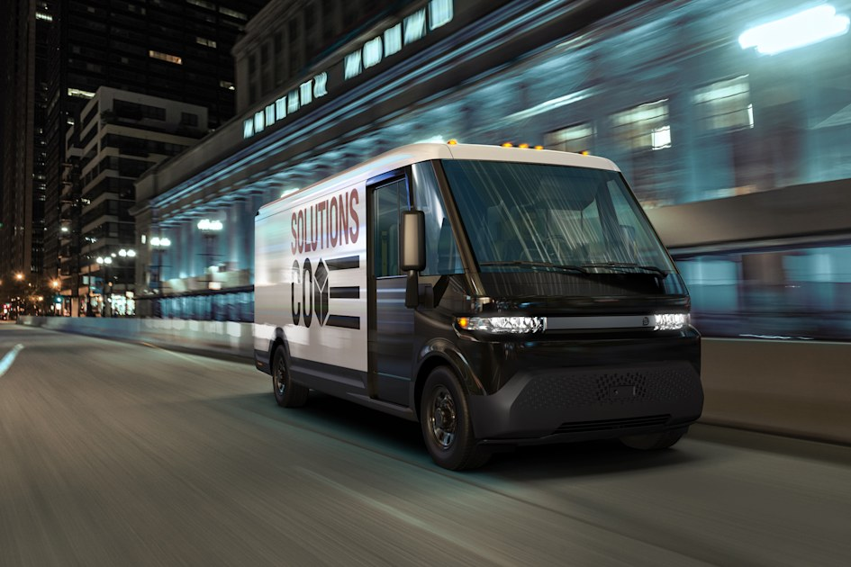 GM's BrightDrop is building an EV 'ecosystem' for delivery companies