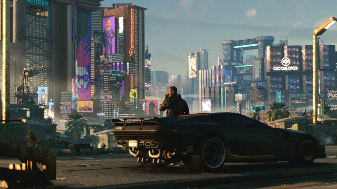 Bloomberg: 'Cyberpunk 2077' full development didn't start until 2016 – Engadget