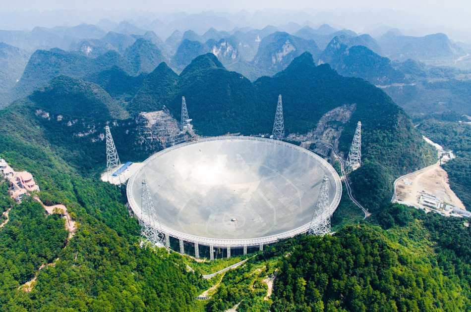 China's huge FAST telescope will open to scientists globally in April