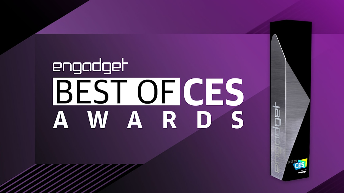 Presenting the official Best of CES 2021 winners!