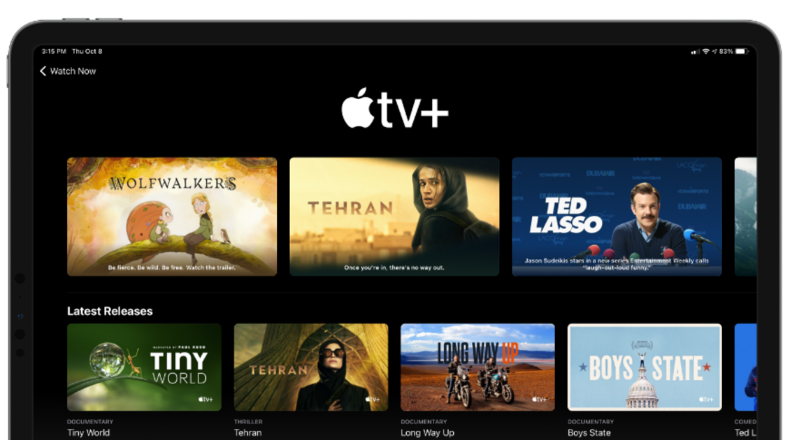 Apple is once again extending TV+ free trials - Engadget