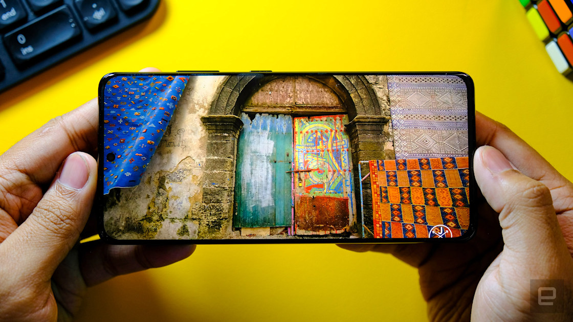 Samsung's Galaxy S21 Ultra features a new low-power OLED display - Engadget