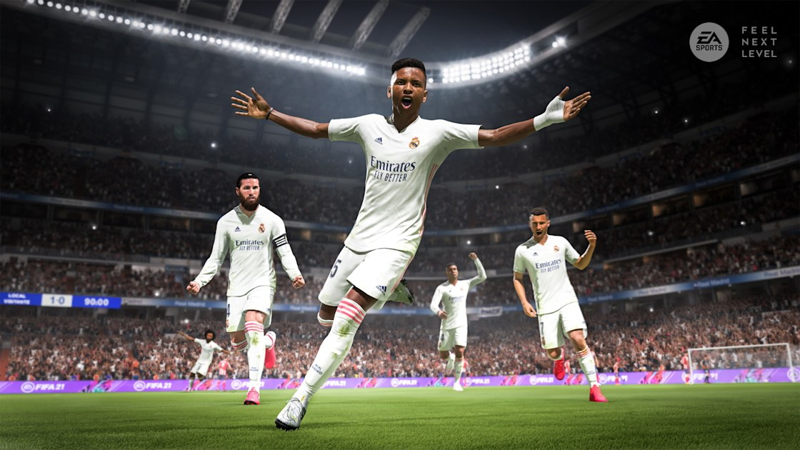'FIFA 21' comes to Google Stadia on March 17th
