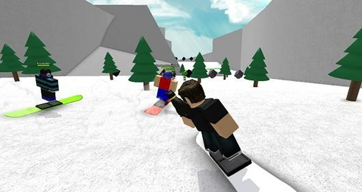 Mmo Family Winter Fun And Cool Cash In Roblox Engadget