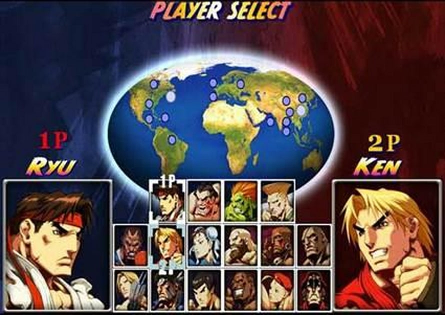 List Of Changes Coming To Super Street Fighter Ii Turbo Hd Remix