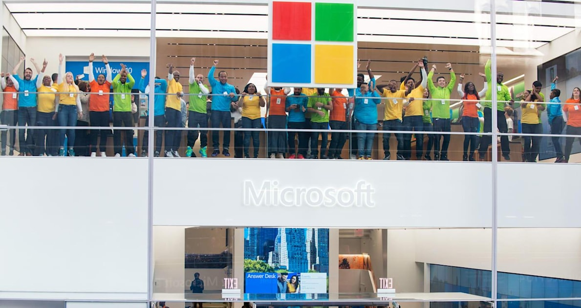 Facebook and Microsoft confirm they have no gender pay gap