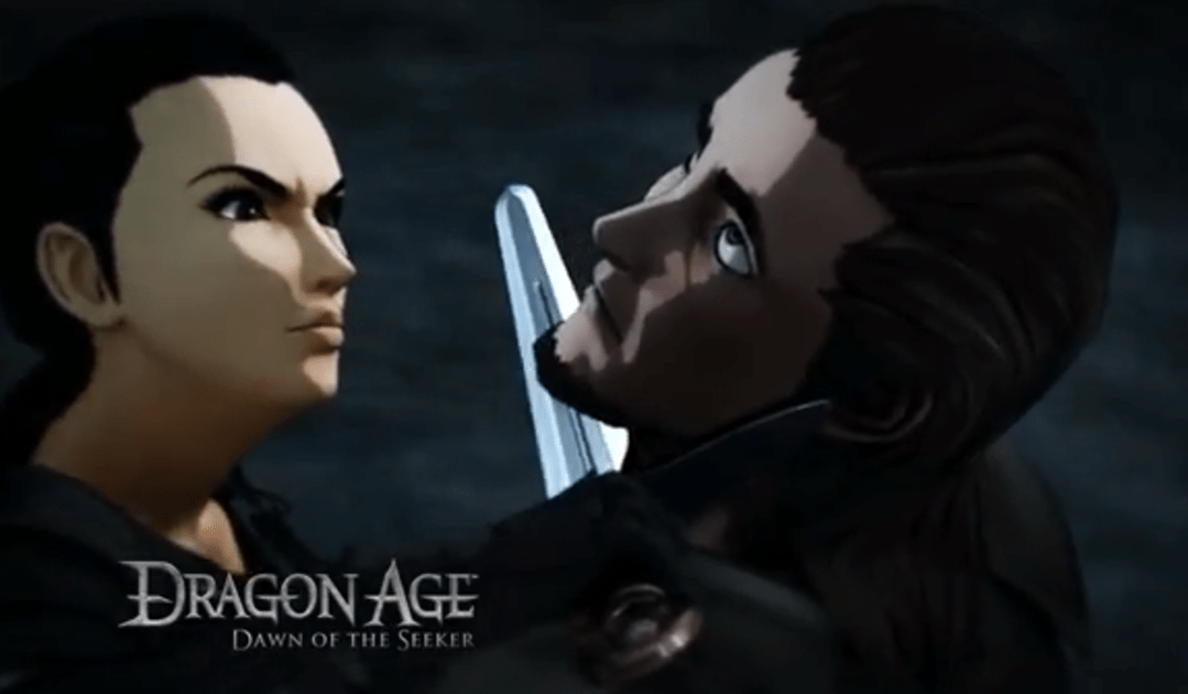 Dragon Age Anime Film Due In Spring 2012 Engadget