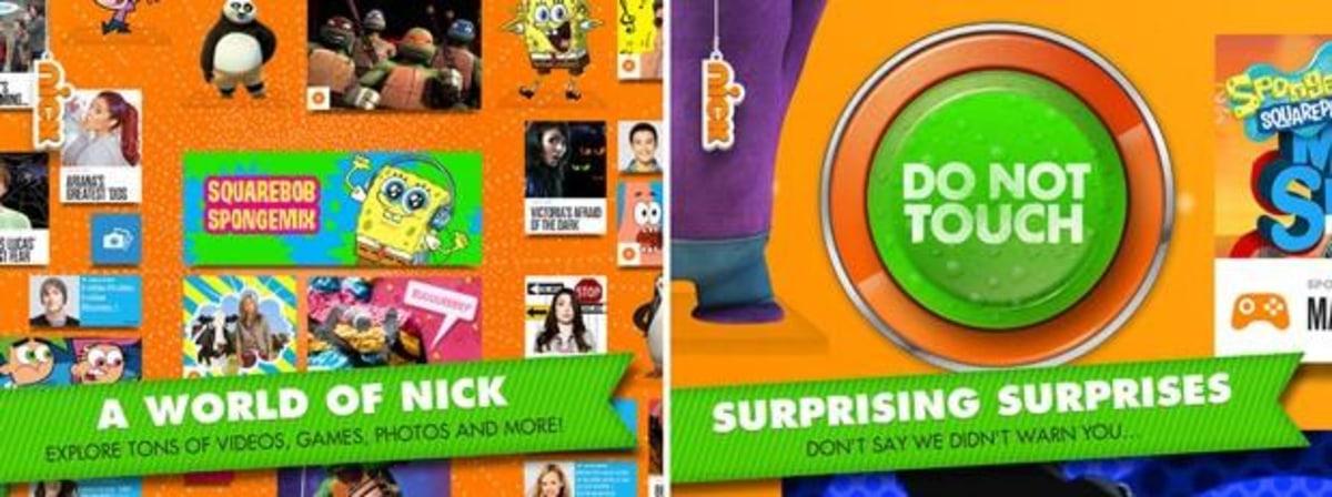 Nickelodeon Live App
