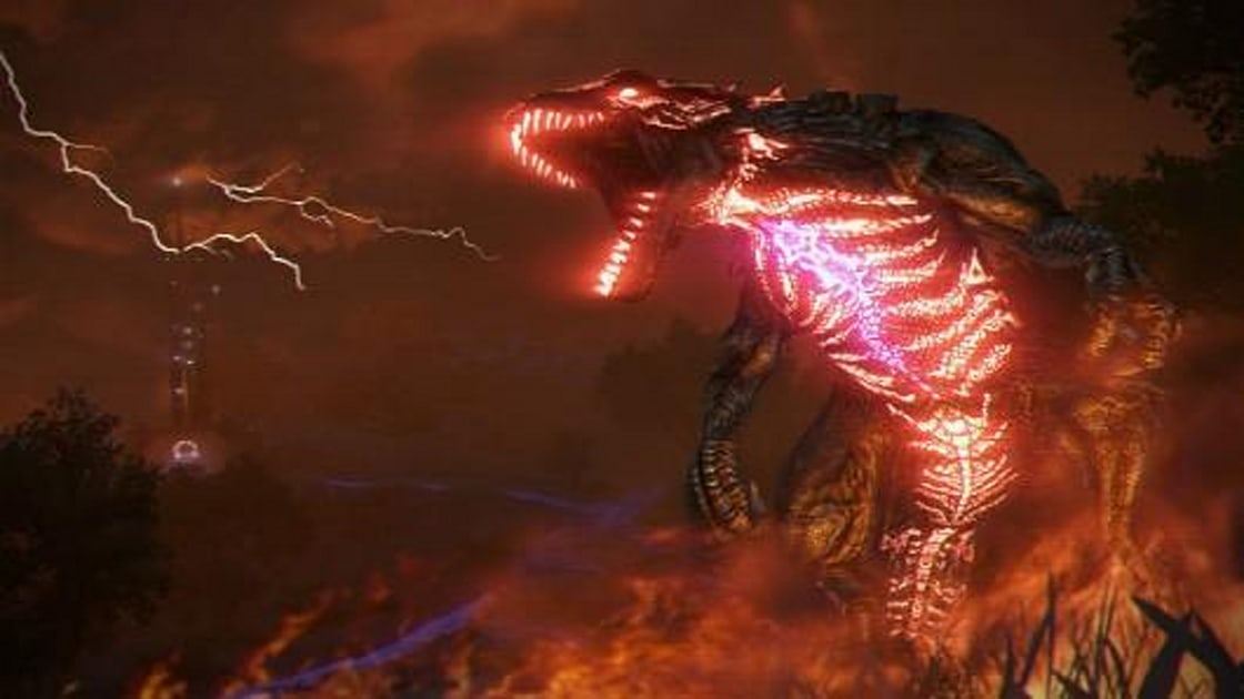 Far Cry 3 Blood Dragon Welcomes You To The Retro Party Engadget