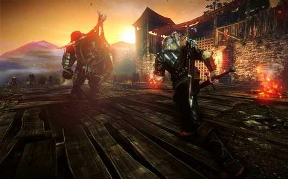 Deja Review The Witcher 2 Assassins Of Kings Enhanced Edition Xbox 360 Engadget