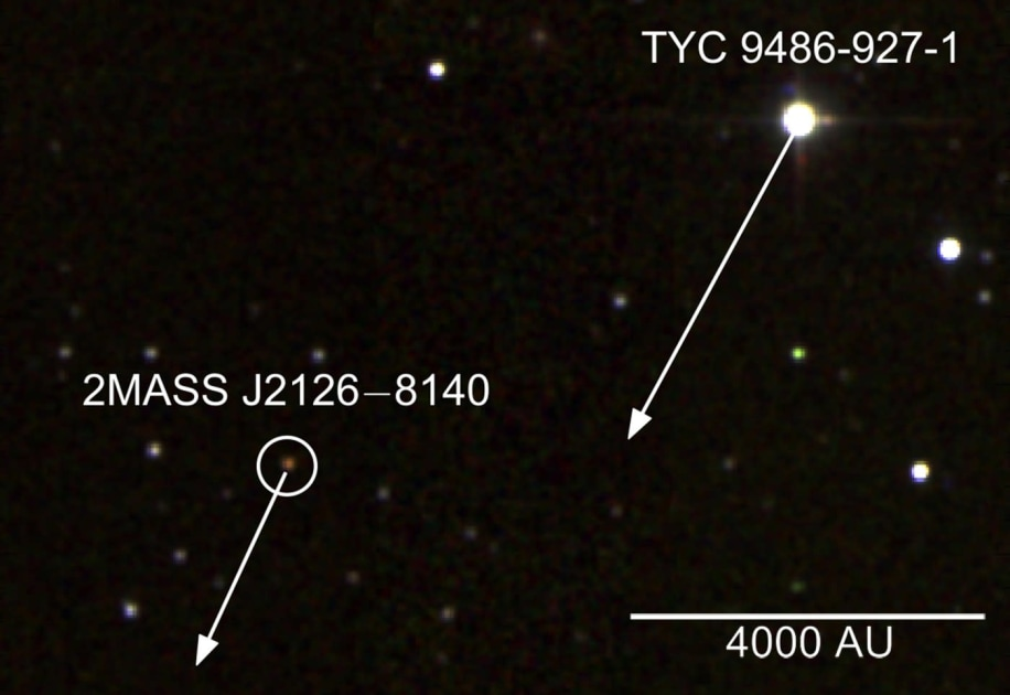 Scientists observe the largest solar system ever discovered