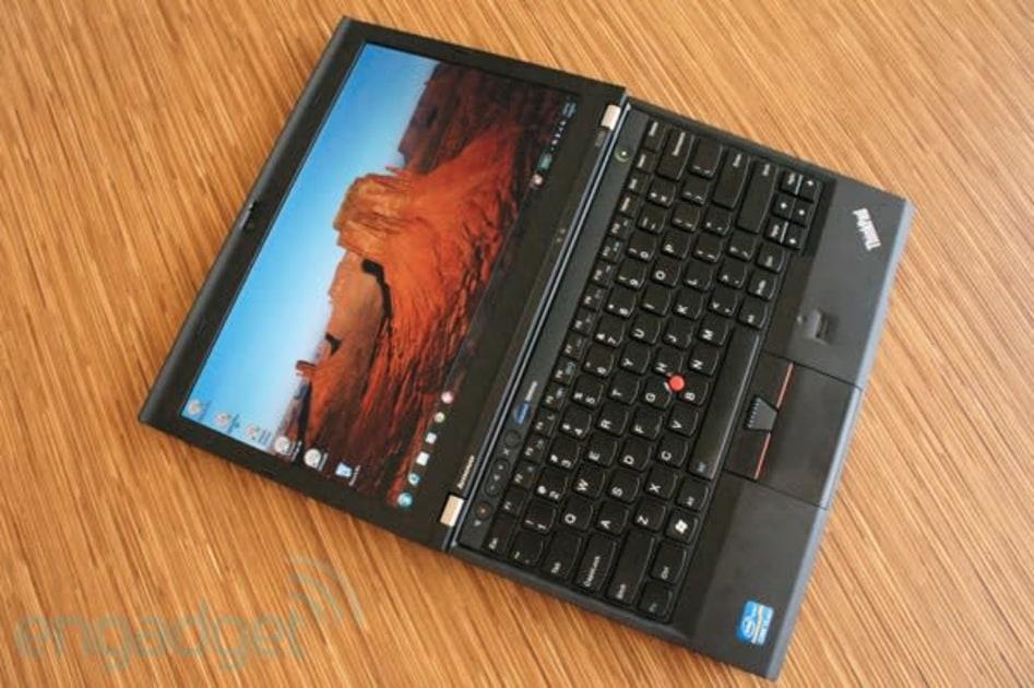 Lenovo Thinkpad X230 Review Engadget