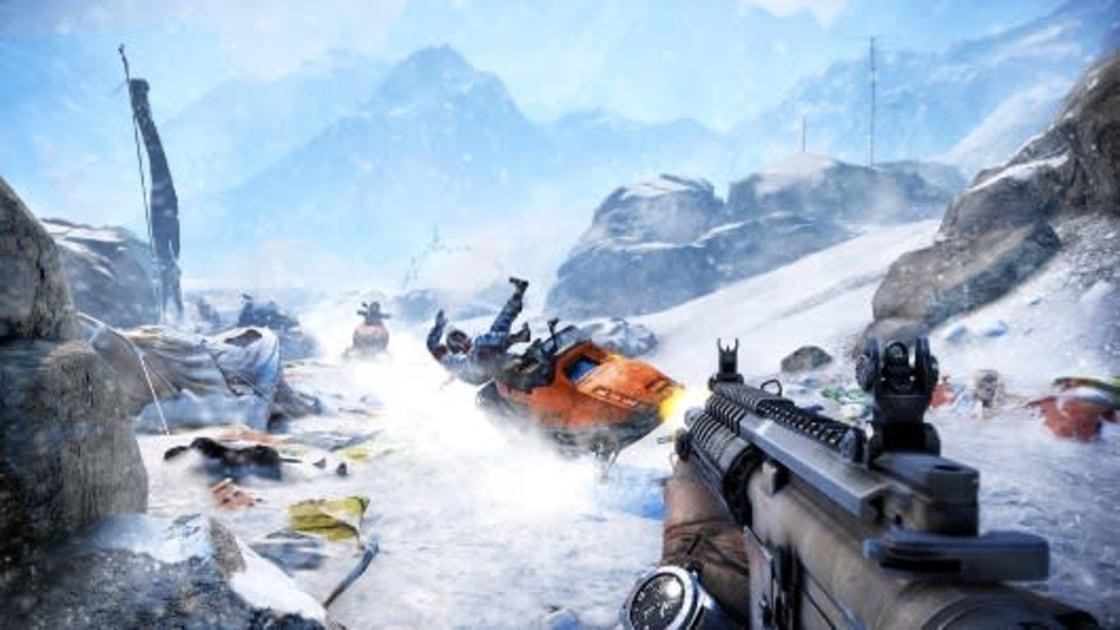 Far Cry 4 Review Home Despot Engadget