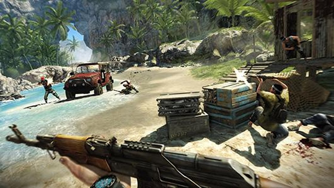 Far Cry Classic Out Today The Wild Expedition Bundle Pushed Back In Uk Engadget