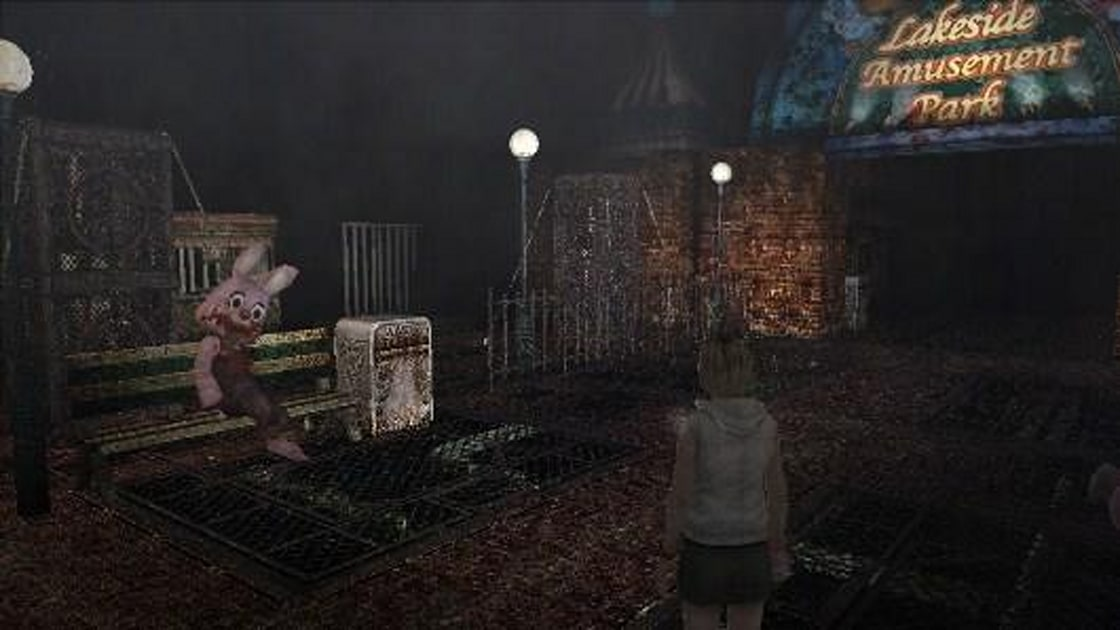 silent hill 2 video game