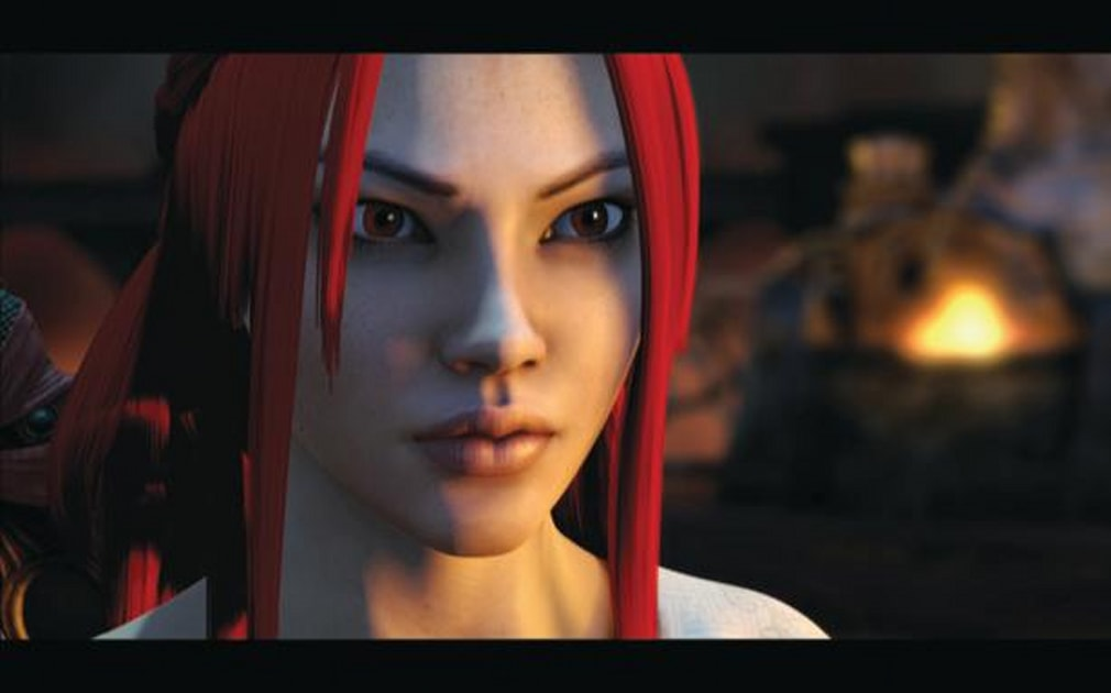 Heavenly Sword How Not To Kill Your Heroine In The Movie Engadget