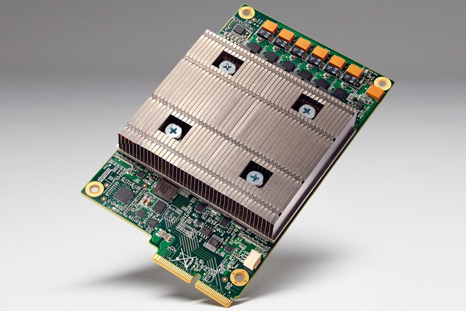 Google built a processor just for AI