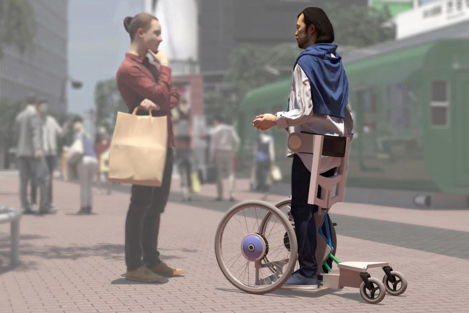 Toyota unveils finalists in $4 million quest to reinvent wheelchairs