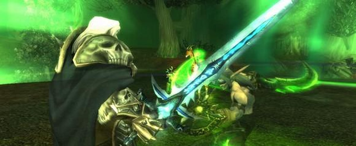 Should You Play A Death Knight In Wow Engadget