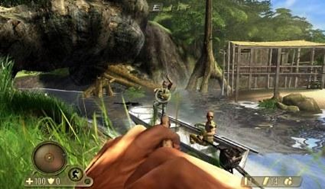 Far Cry Instincts Predator Headed To The 360 Engadget