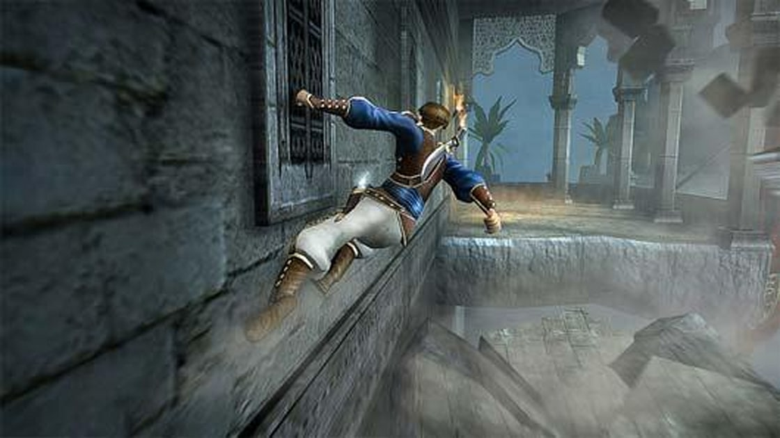 Prince Of Persia The Sands Of Time Hd On Psn Today Engadget