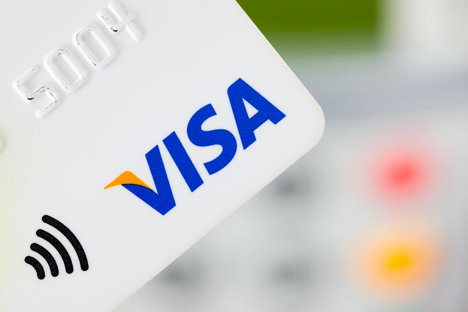 Visa wakes up to the sound of the internet