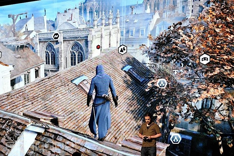 Assassin S Creed Unity Gets Redesigned Open World Ships October