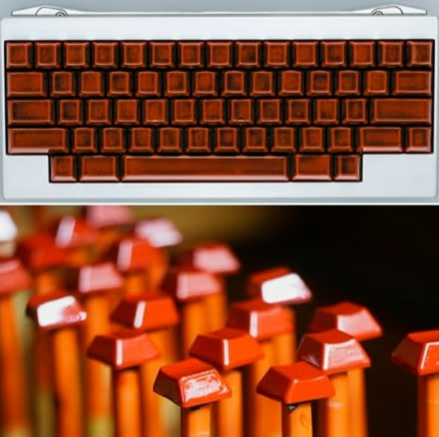 Happy Hacking Keyboard Hg Japan The 4 400 Keyboard Engadget