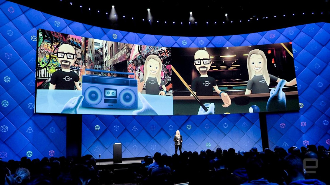 Facebook's plans for Oculus are finally taking shape
