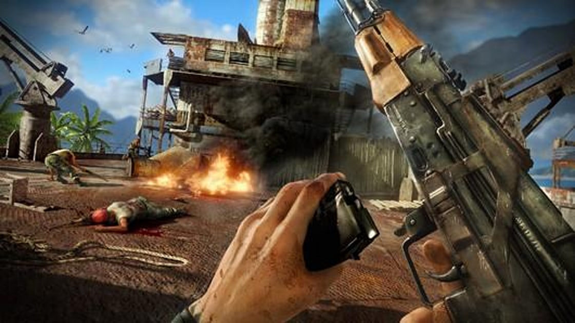 Far Cry 3 Map Editor Lets You Build And Burn Your Own Locales