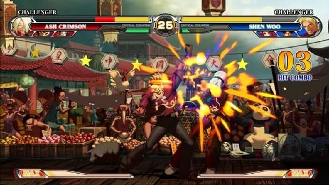 King Of Fighters Xii Hits Ps3 360 Worldwide This July Engadget