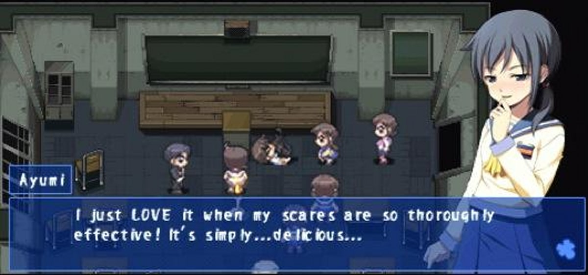 More Details On Xseed S Disturbing Corpse Party Engadget