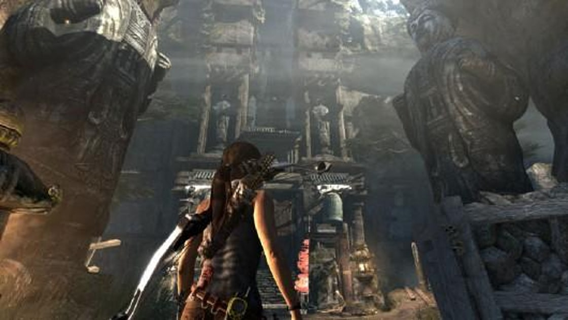 Tomb Raider Review A Believer Is Born Engadget