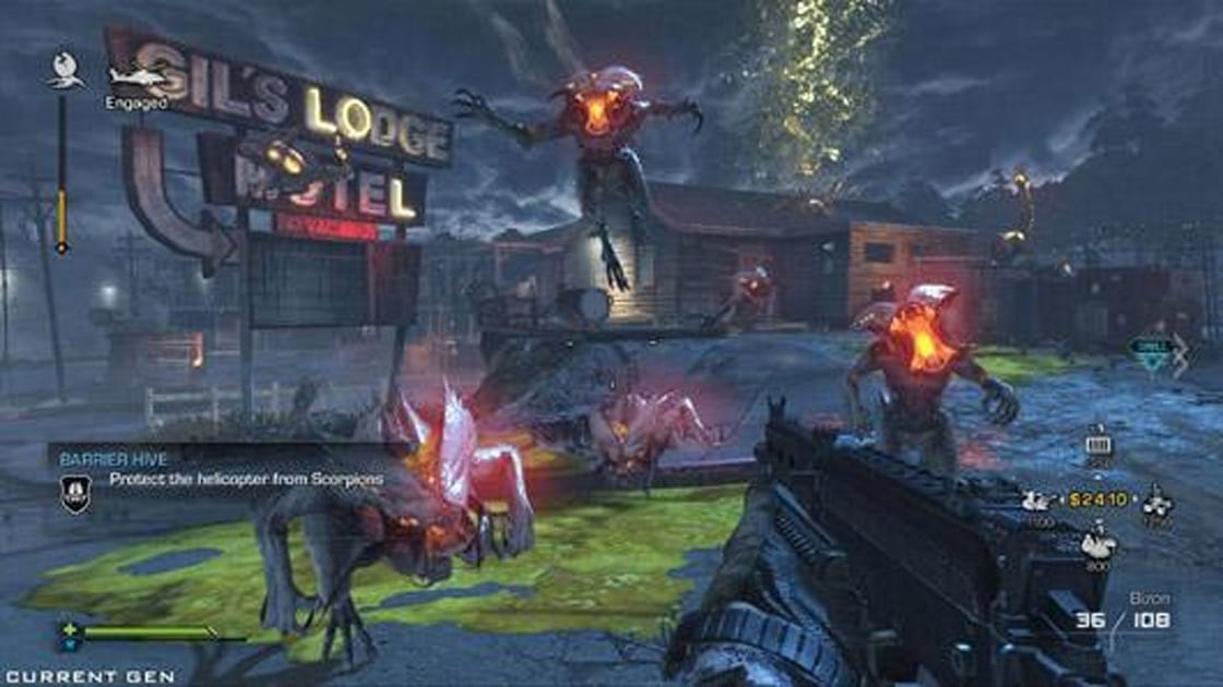 Call Of Duty Ghosts Multiplayer Demo Hits Xbox One Xbox 360 This
