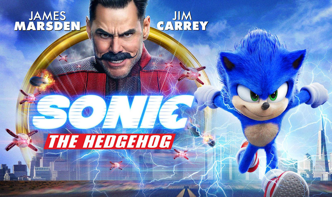 Sonic The Hedgehog Movie Gets An Early Digital Release On March 31st Engadget
