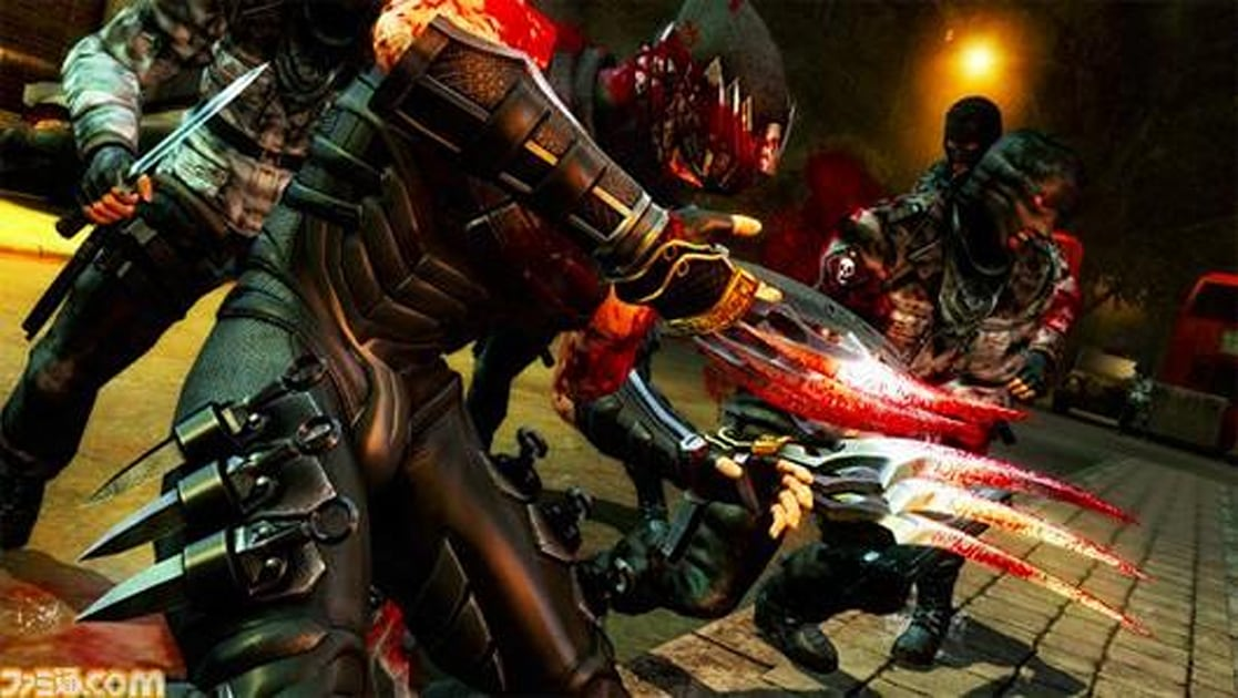 Ninja Gaiden 3 Getting Free Dlc Weapons Multiplayer Stages Engadget