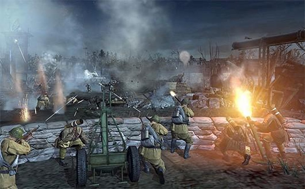 Company Of Heroes 2 Free Dlc Includes World Builder Community