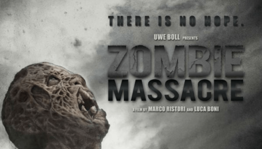 Zombie Massacre Is Another Gaming Film From Uwe Boll Engadget