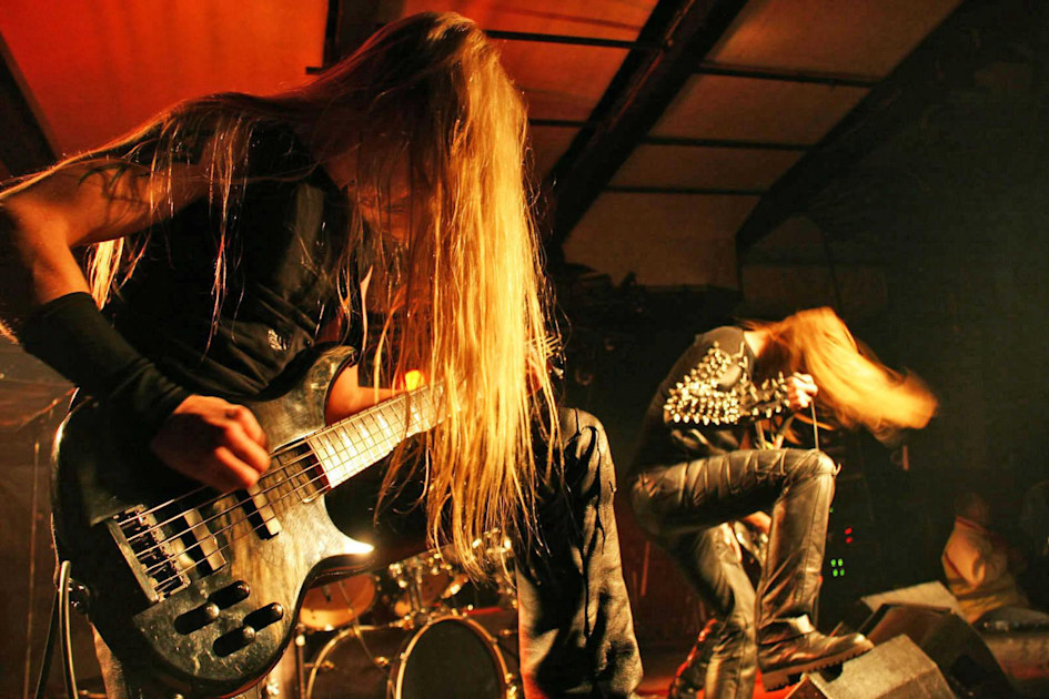 AI generates non-stop stream of death metal