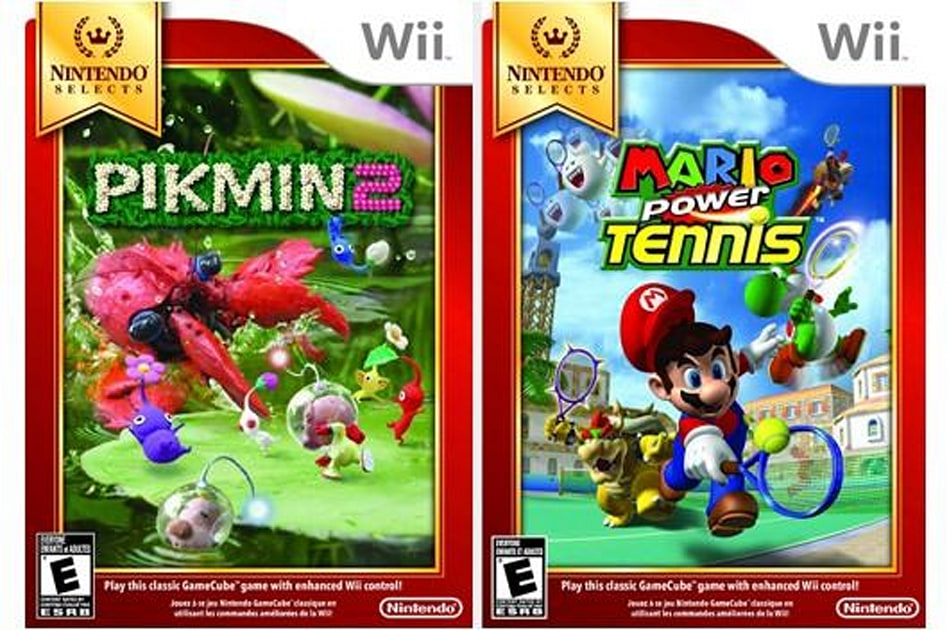 Pikmin 2 Mario Power Tennis On Us Wii June 10 Dkc Returns And
